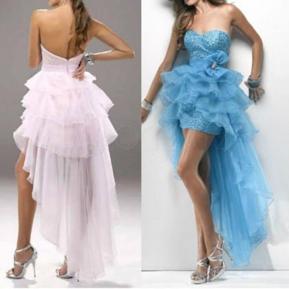 2015 New High Low Formal Bridesmaid..