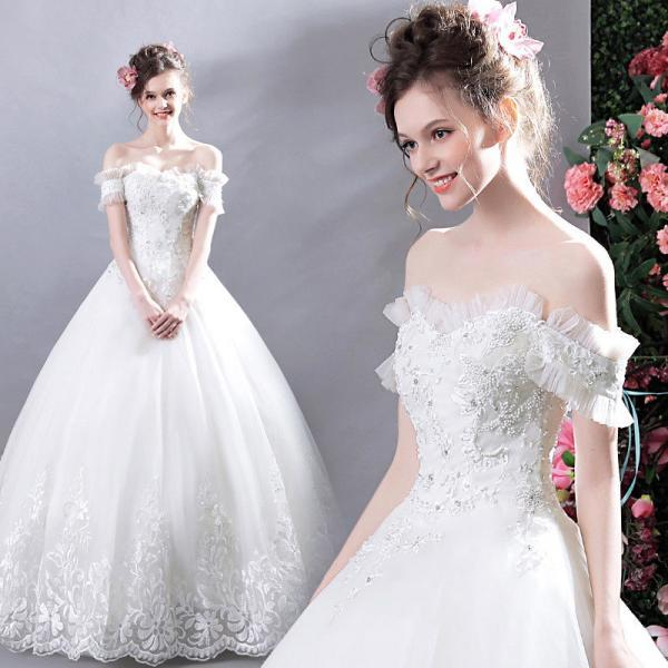 Angel wedding princess dinner party wedding dress bridesmaid dresses