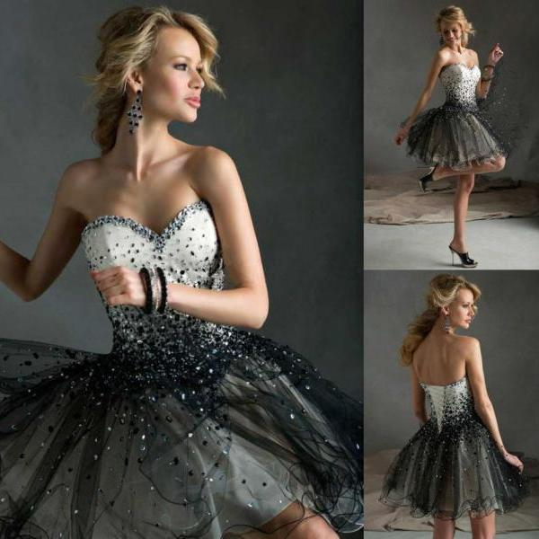 Cocktail Dress Party Dresses Evening Formal Bridesmaid Prom Dresses