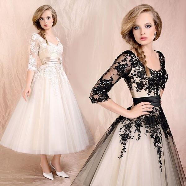 New Applique Prom Gown Evening Cocktail Party Formal Wedding Lace Dress